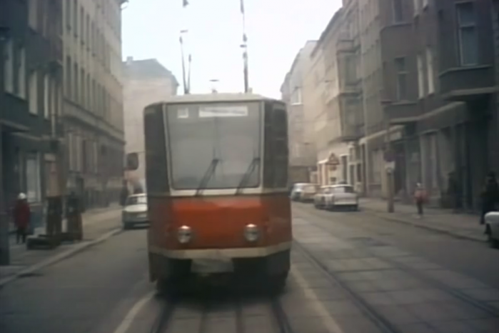 Sådan så Østberlin ud i 1990