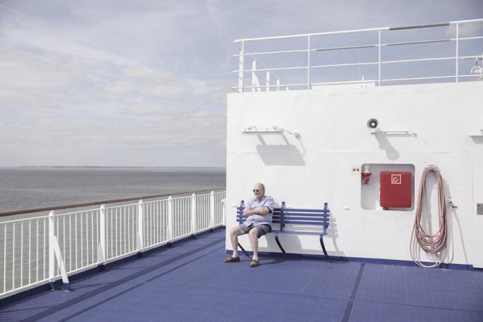 Esbjerg‐Harwich, tak og farvel