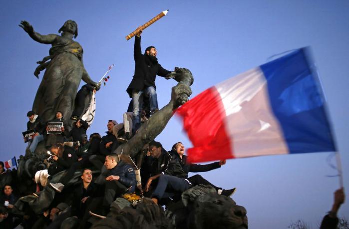 Det har været en af de værste uger i lang tid – for Frankrig og for alle, som værdsætter det frie ord