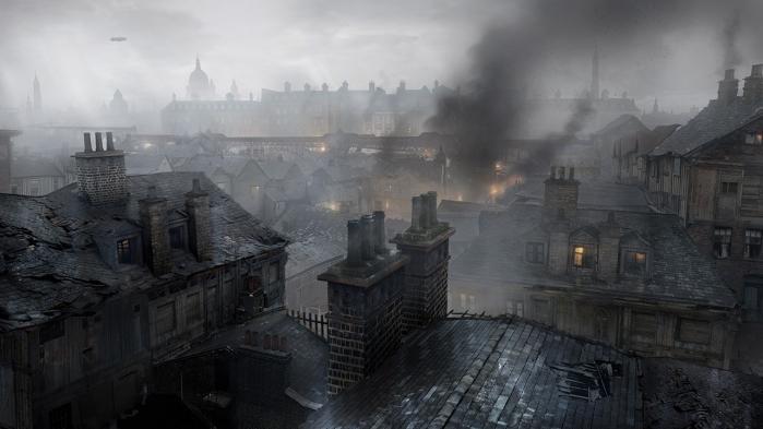 Med et victoriansk, alternativt London som baggrund indtager man i spillet The Order: 1886 rollen som Sir Galahad, en af ridderne af det runde bord