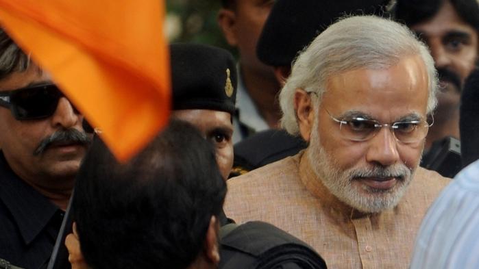 Narendra Modis mulige rolle i massakren på 2.000 muslimer i 2002 har isoleret ham i Vesten, men i Indien er det en sag, der ikke står i vejen for hans politiske ambitioner
