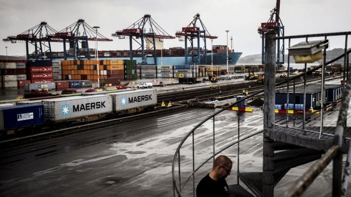 Netop offentliggjorte tal fra Container Trades Statistics fortæller om et markant og uventet fald i den globale containerhandel på 3,1 pct. i juni og tegn på yderligere fald i juli.