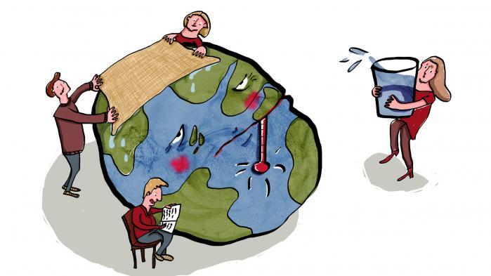 Jorden lider, vi må gøre noget, opfordrer fire danske centrum-venstre partiers politikere i et grønt manifest