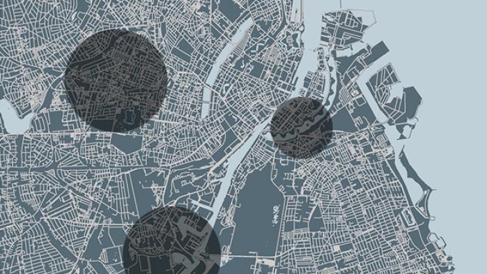 Et nyt overvågningsforslag vil øge kortlægningen af borgernes bevægelser via mobiltelefoner. Ved hjælp af et datasæt fra et teleselskab giver Information et bud på, hvor indgribende overvågningen kan blive