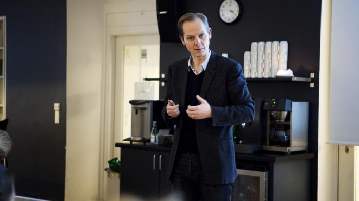 Christian Jensen har været ansvarshavende chefredaktør på Information siden 2010. Nu afløser han ansvarshavende chefredaktør Bo Lidegaard på Politiken.