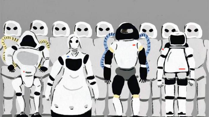 De har allerede udryddet jobsene i industrien, de næste 10-20 år overflødiggør robotter chaufførerne, lagerarbejderne, tjenerne, sosu'erne og mange andres servicejobs. Middelklassen er på den, og Danmark slipper ikke, lyder det fra Alec Ross, Hillary Clintons tidligere innovationsrådgiver