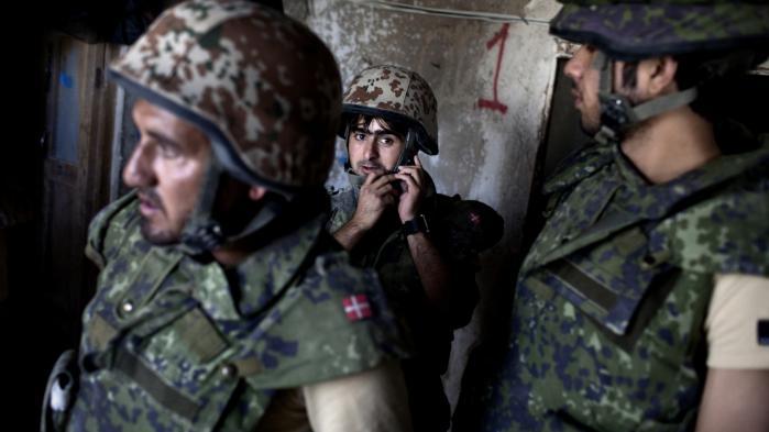Modsat i Norge kommer der ikke nogen samlede konklusioner på de danske soldaters indsats i Afghanistan.