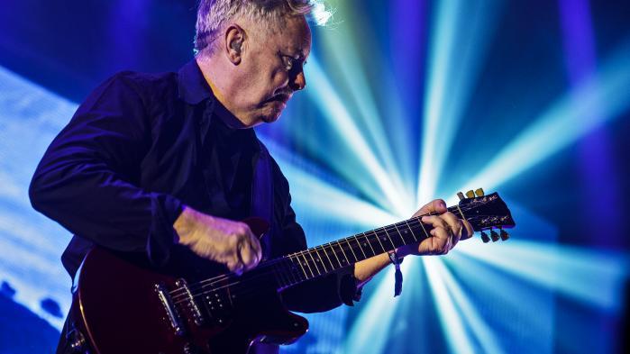 New Order blev festkulminationen på Danmarks største Festival.