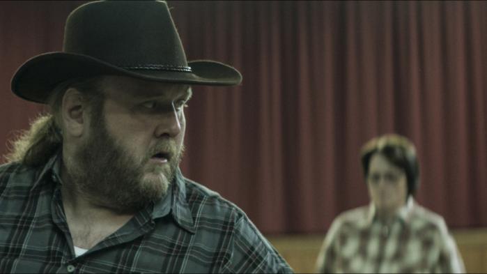 Gunnar Jónsson er fremragende som den nørdede enspænder Fúsi i 'Virgin Mountain'.