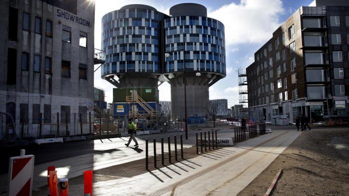 I Nordhavn er den gennemsnitlige kvadratmeterpris 54.003 kr.