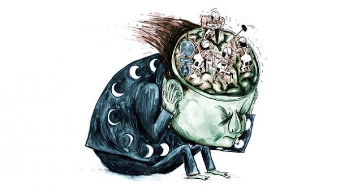En hjernerystelse lukkede mig ude af mit eget liv i flere måneder. Og jeg er ikke den eneste. Det er, som om der er en epidemi af rystede hjerner for tiden. Men både læger og mange lægmand behandler lidelsen som andre tiders trendy diagnoser som fibromyalgi og piskesmæld