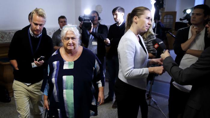 Thyra Frank har udmærket sig ved at modsætte sig det selvsamme regime, som hun nu står i spidsen for. Unægtelig en bizar politisk situation.