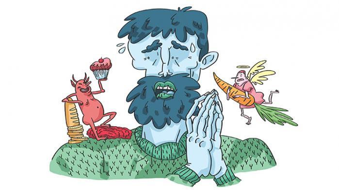 Stenalderkost, 'low carb high fat'-diæter og stram vegansk disciplin. Et væld af mærkværdige kure vælter ind over os og lover sundhed, styrke og lange liv. Men selv om de tager afsæt i videnskaben, har de mere tilfælles med religion