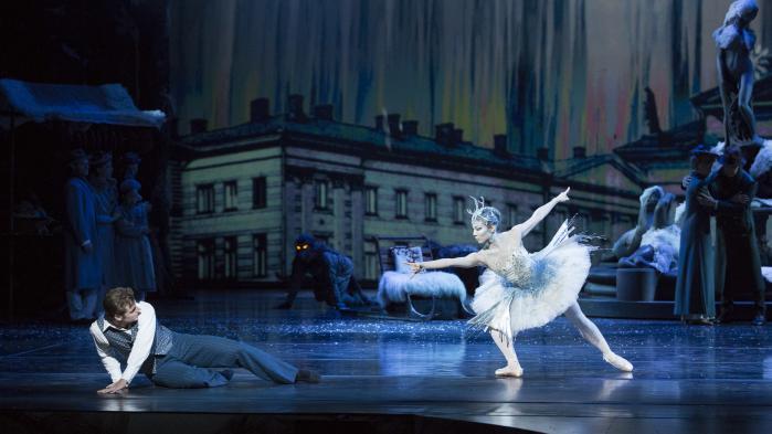 Balletmester Kenneth Greve har gjort det formidabelt i Helsinki, især med de kraftfulde gæstespil af den russiske koreograf Boris Eifman, som man gerne havde set forlænget til København. I weekenden kunne man opleve 'Snedronningen' som gæstespil i Operaen. Foto: Mirka Kleemola