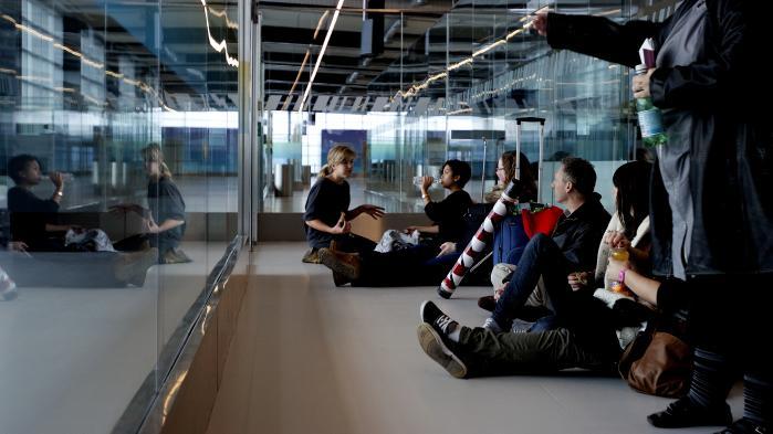 Go terminalen, Københavns Lufthavns lavpris-terminal åbende i 2010 og betjener bl.a. selskaberne easyJet, Transavia og Ryanair