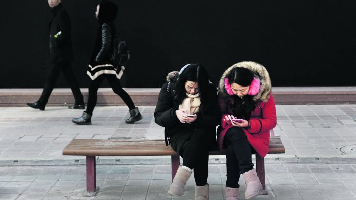 Danmark hører til de lande, der fortolker EU-reglerne om eksport af overvågningsteknologi lempeligt. I teorien vil et hollandsk firma derfor kunne eksportere noget via Danmark, som den hollandske regering ikke ville tillade. Kina (billedet) er et af de lande, hvor danske virksomheder har fremvist teknologi, som kan anvendes til overvågning.