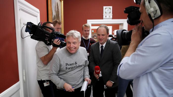 Tirsdag var oppositionen til frokostmøde hos Socialdemokraternes formand, Mette Frederiksen.