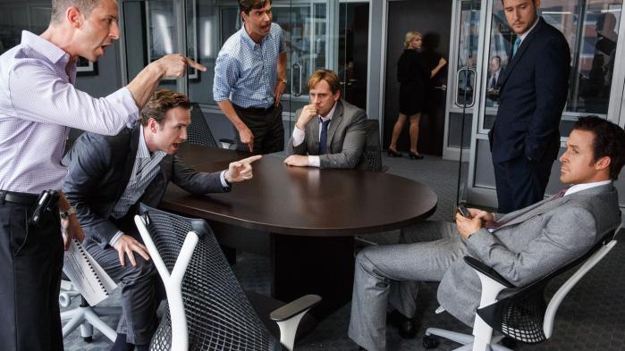 'Som nogen af jer måske ved, har Bear Stearns lige modtaget et lån fra JP Morgan. Selvfølgelig må vi lige vente og se, hvordan markederne reagerer, men det burde eliminere enhver bekymring om bankens helbred.' Sådan siger investoren Bruce Miller (Tony Bentley) i filmen 'The Big Short' (2015), kort før investeringsbanken Bear Stearns kollapser, og finanskrisen begynder.