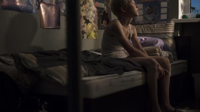 En 12-årig dreng svigtes af sine forældre i Andrej Zvyagintsevs brutale 'Loveless'. Foto: Filmfestivalen i Cannes