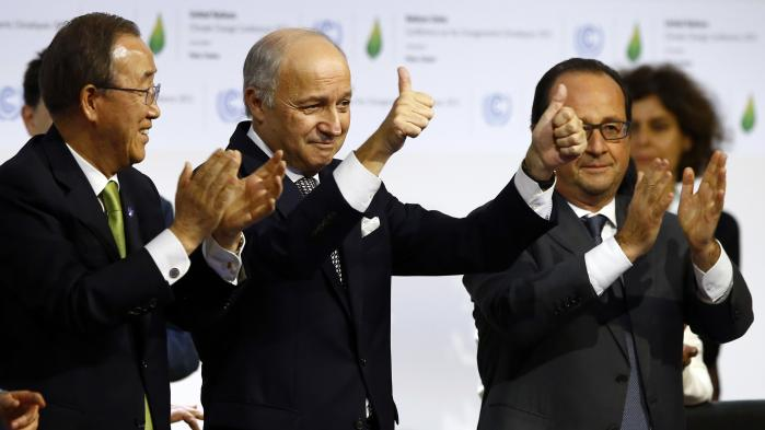 Da man i 2015 under COP21 indgik Parisaftalen, var der glæde at spotte hos de globale ledere. Nu vælger USA's præsident, Donald Trump, at gå uden om aftalen.