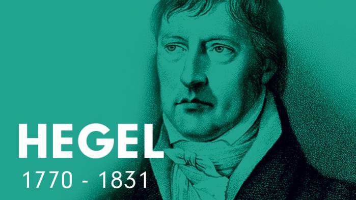 Georg Wilhelm Friedrich Hegel brugte gammeldags og metafysiske begreber til at beskrive verdenshistorien, men vi må efter 200 års opgør med Hegel erkende, at det er hans historie, vi lever i, og hans tanker, vi tænker med