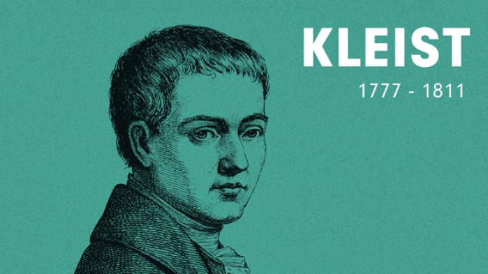 Heinrich von Kleist ændrede det tyske sprog og foregreb de store temaer i det 20. århundrede som historiens meningsløshed, skrøbelig identitet og kønsidentitet