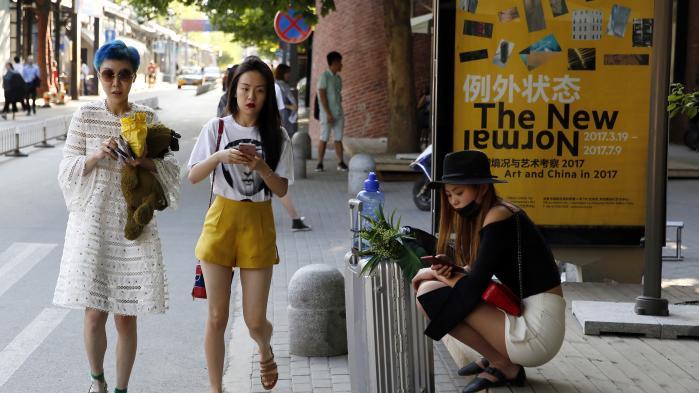 Selv om kinesiske kvinder har fået adgang til både uddannelse og arbejdsmarked, har den rolle, de spiller i hjemmet, ikke ændret sig væsentligt, mener Yummys CEOZhao Jing. Arkivfoto