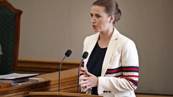Mette Frederiksen vil lukke de muslimske friskoler.