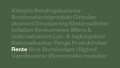 Først indførte Jyske Bank negativ rente for velhavende kunder. Nu følger Sydbank trop. Men hvad er det nu, rente er? Forstå begrebet med vores økonomileksikon