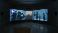 Søren Thilo Funders velproduceret filmessay kører på tre skærme i en lille formation – den mindste skærm i midten – som et religiøst triptykon. Her genopfører Søren Thilo Funder en konfrontation mellem en milits og en flok ornitologer, som fandt sted i Oregon i USA i 2016.