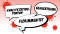 Hvilke nye, gamle og glemte ord kaster coronakrisen af sig, og hvad kan vi bruge dem til? I denne første udgave af Informations Coronaordbog udvælger en forfatter, en læge og en instruktør hvert deres ord og forklarer det for os: 'flokimmunitet', 'kvalitetstidstortur' og 'skabertrang'