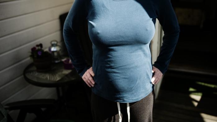 Det sker, at en gravid kvinde flygter. Men det er sjældent. Det er kun sket en enkelt gang i 2014. Kvinden ringede selv efter et par dage og bad om at komme tilbage