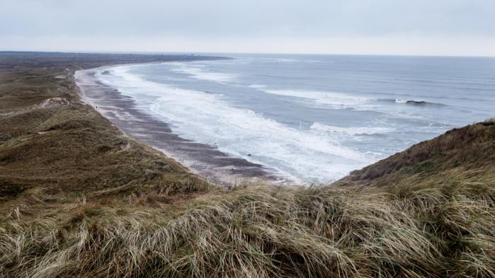 'Du danske, friske strand!' Sådan skriver H.C. Andersen i sin sang: 'I Danmark er jeg født'. Nu foreslår flere en folkeafstemning for at beskytte kysten.