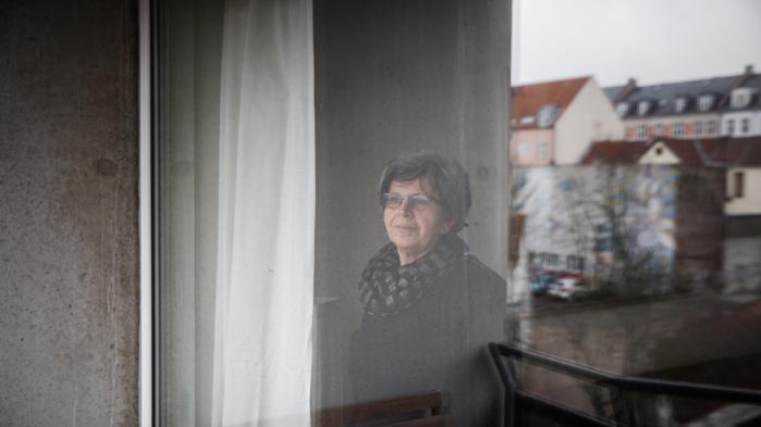 'Der er ingen tvivl om, at det er hårdt at starte på job i et nyt land,' siger Sabaheta Ocuz, der kom hertil fra Bosnien i 1992.