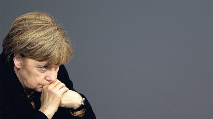 Angela Merkels stille insisteren er kun politisk effektiv over for problemer, der ikke udvikler sig for hastigt. Flygtningekrisen er ikke sådan et problem. Det udfordrer for alvor hendes position