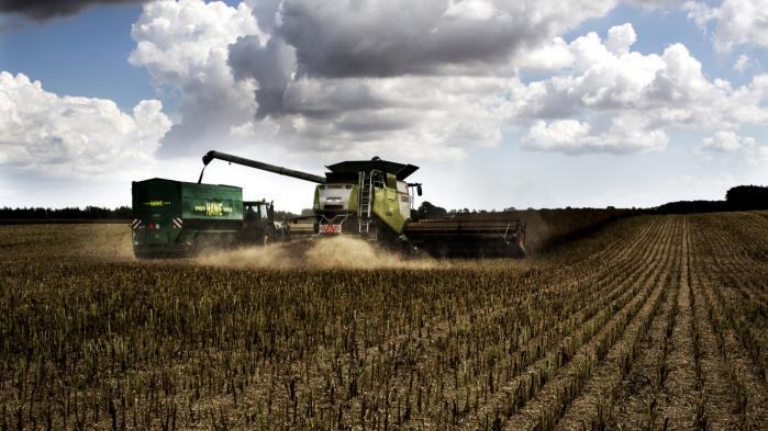 Det er blandt andet for landbrugets skyld, at regeringen vil gøre op med den såkaldte overimplementering af EU's direktiver.