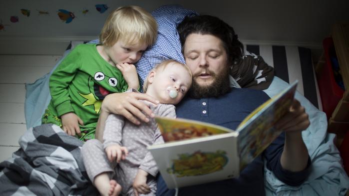 I skilsmissesager er kampen mellem mor og far blevet stadig mere radikal de seneste år. Model