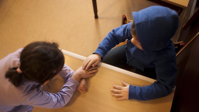 Børnehavebørn af ikkevestlige forældre er dårligere til dansk og har ringere sociale færdigheder end børn af danske forældre, viser undersøgelse af 13.000 børn i Danmark