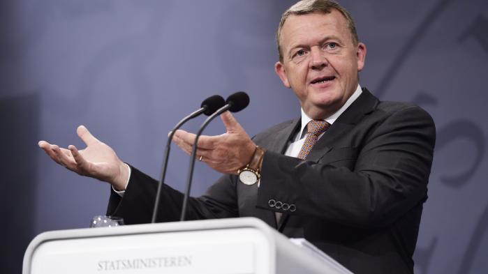 Statsminister Lars Løkke Rasmussen fremlagde tirsdag regeringens 2025-plan 'Helhedsplan - for et stærkere Danmark'.