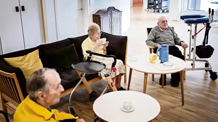 aktiv dødshjælp, debat, akaciegården, plejehjem