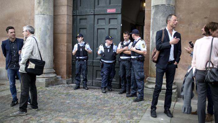 Københavns Byret frifinder fire mænd for anklager om medvirken til terror i København