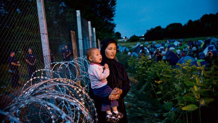 De store flygtningestrømme igennem Ungarn i sommer har skæmt mange ungarere, som derfor ikke ønsker at modtage kvoteflygtninge.