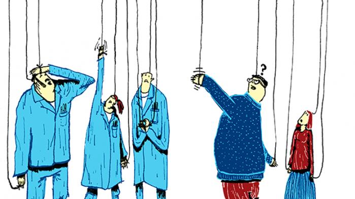 Mere ledelse er blevet løsningen på alle udfordringer i velfærdssamfundet. Men når ledelsen bliver almægtiggjort, levnes der hverken plads til kritik fra eller lydhørhed over for frontmedarbejderne. Og så falder kvaliteten af de offentlige ydelser