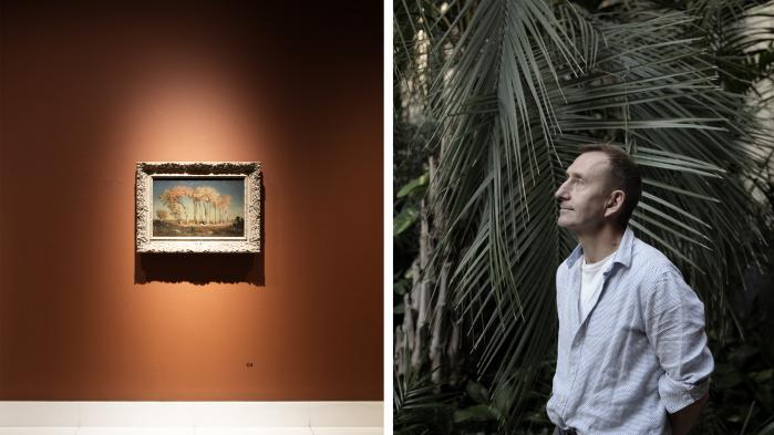 Vi er forbundet med livet på Jorden, vi er afhængige af naturens kredsløb, dens gendannelsesprocesser – hele naturens cykliske proces, siger Dave Goulson, som i sidste uge holdt foredrag på Glyptoteket i København, i forbindelse med dets aktuelle udstilling af den franske, romantiske maler Théodore Rousseau.