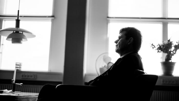 I går blev tidligere politidirektøri København, Johan Reimann, afhørt i Tibetkommissionen.