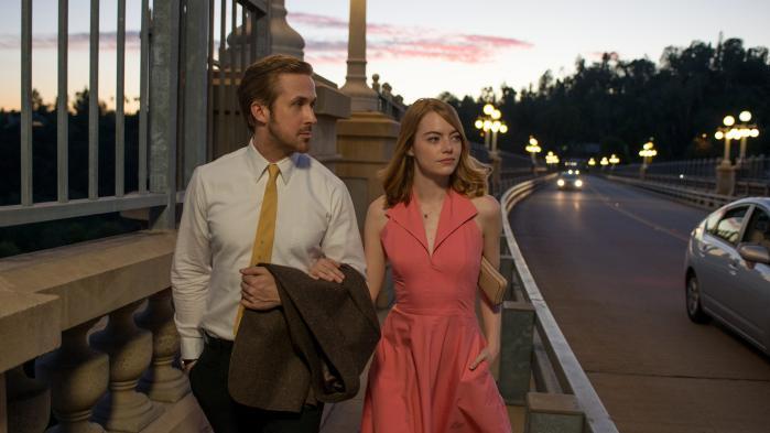 La la Land er årets Oscar-darling.