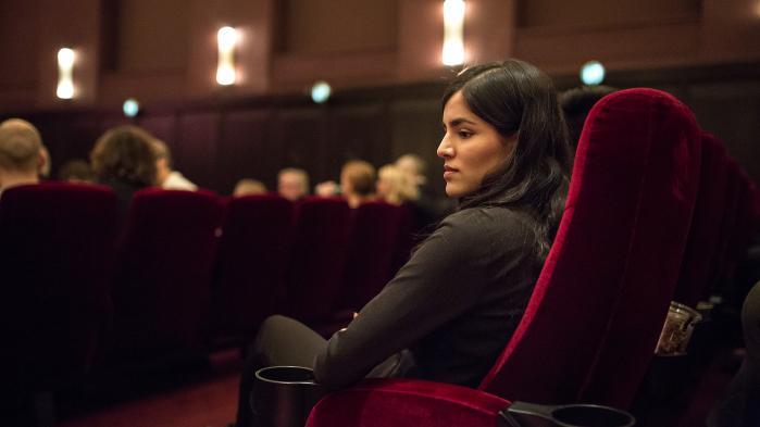 Rokhsar Sediqi var til selv til stede, da filmen om hende og hendes familie havde premiere i Grand i København i januar.