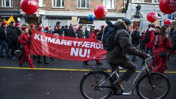 I 2015 var der stor klimademonstration i København forud for klimakonferencen i Paris. Lørdag løber Folkets Klimamarch af stablen for anden gang.