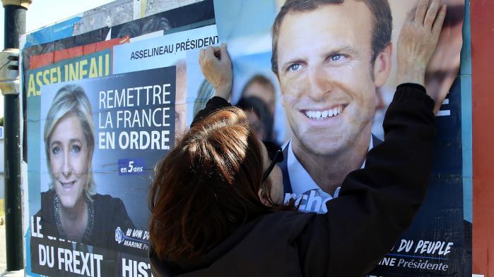 Kampen mellem Le Pen og Macron er blevet kampen mellem antiglobalisten og storkapitalisten, og som fremmed er denne journalist begyndt at få mavepine