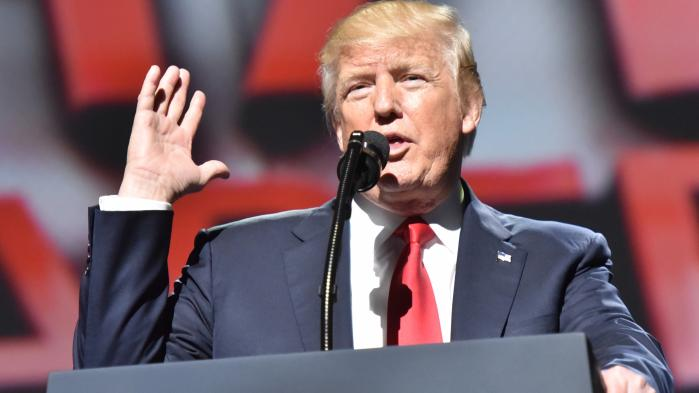 Donald Trump har nu været præsident i 100 dage, og ret beset er hans vaklekurs, humørsvingninger, vredesudbrud, ømskindethed og frem for alt besættelse af egen indbildte storhed en fuldkommen total forudsigelig adfærd fra hans side. Enhver, der stod tilsvarende ringe rustet til at håndtere dette embede, ville have ageret omtrent ligesådan